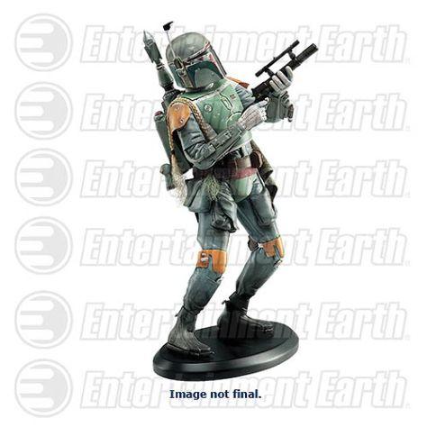 Boba Fett Star Wars resin statue
