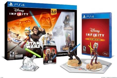 Disney Infinity 3.0 set