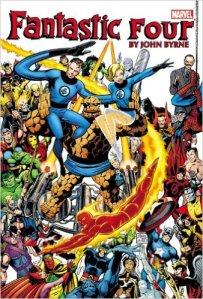 Fantastic Four Omnibus John Byrne