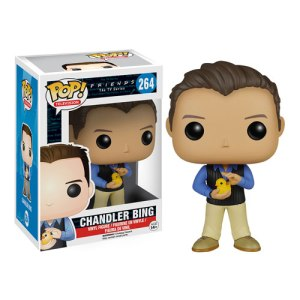 Friends Pop Vinyl figures - Chandler Bing