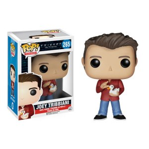 Friends Pop Vinyl figures - Joey Tribbiani