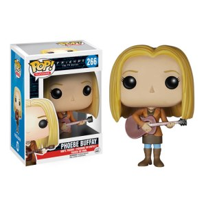 Friends Pop Vinyl figures - Phoebe Buffay
