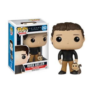 Friends Pop Vinyl figures - Ross Geller