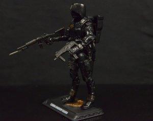 GI Joe Gung-Ho vs Cobra Shadow Guard - CSG arsenal detail