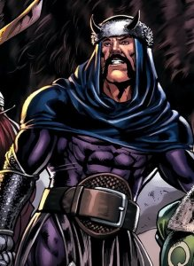 Hogun Thor comics