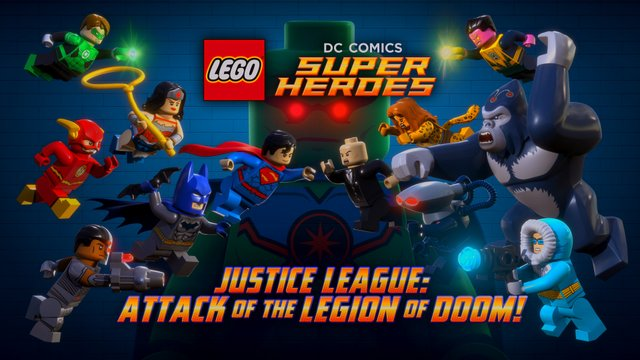 LEGO DC Superheroes Justice League Attack of the Legion of Doom review