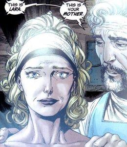 Lara Lor Van comics