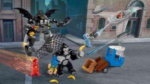 LEGO Gorilla Grodd set