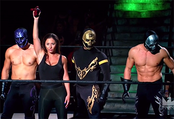 Lucha Underground - Disciples of Death Ultima Lucha