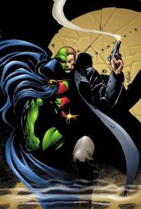 Martian Manhunter comics