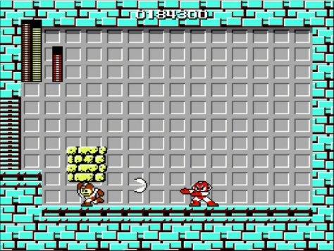 Mega Man Legacy Collection - Mega Man 1