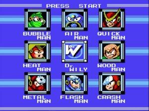 Mega Man Legacy Collection - Mega Man 2