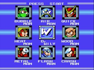 Mega Man Legacy Collection - Mega Man 2