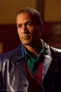 Phil Morris as Martian Manhunter