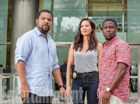 ride-along-2 - Ice Cube, Olivia Munn and Kevin Hart