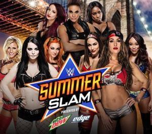 Summerslam 2015 - Divas Battle
