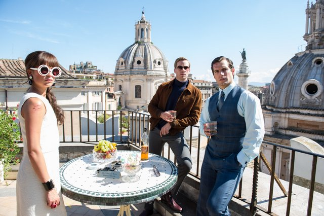The Man From U.N.C.L.E. review – spies never looked so smooth