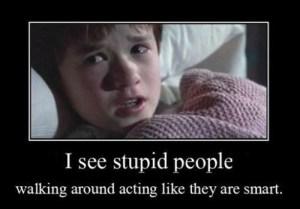 The Sixth Sense meme
