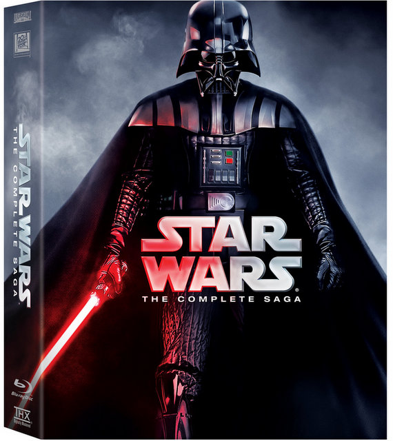 Star Wars Steelbook collection – you know you want them