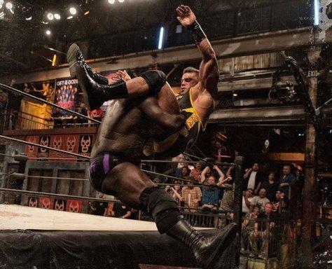 Ultima Lucha - Mack vs Cage