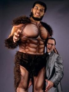 WWF Giant Gonzalez