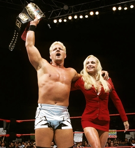 WWF Jeff Jarrett and Debra
