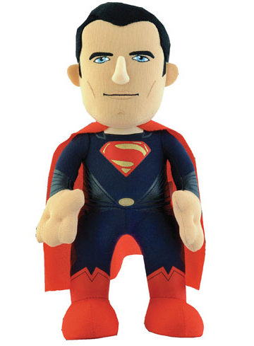 Bleacher Creature Superman Man of Steel