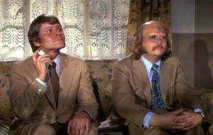 Diamonds Are Forever -Mr Wint and Mr Kidd