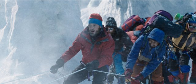 Everest review – disaster film fails to scale new heights
