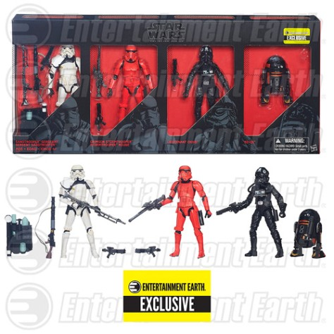 Force Awakens Entertainment Earth - Imperial Forces