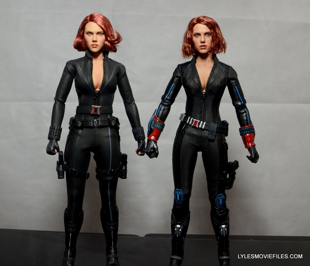 hot toys black widow and avengers on pinterest