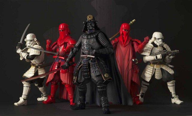 Meisho Movie Realization brings Samurai to Star Wars
