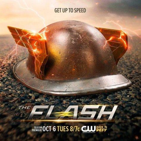 Jay Garrick teaser poster The Flash