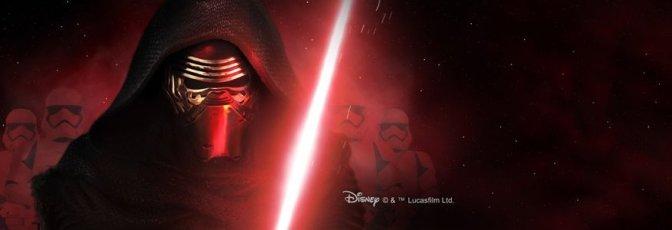 The Force Awakens Kylo Ren Force FX Deluxe Lightsaber Replica
