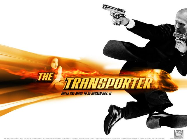The Transporter review – Jason Statham speeds into action icon status