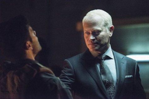 Arrow - Season 4 - Green Arrow -Damien Dahrk