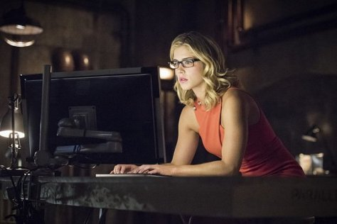 Arrow - Season 4 - Green Arrow - Felicity