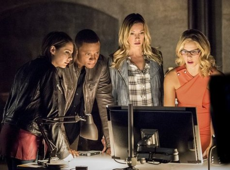 Arrow - Season 4 - Green Arrow - Team Arrow