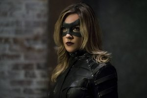 Arrow - The Candidate -Black Canary