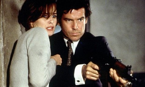 GoldenEye - Natalya and Bond