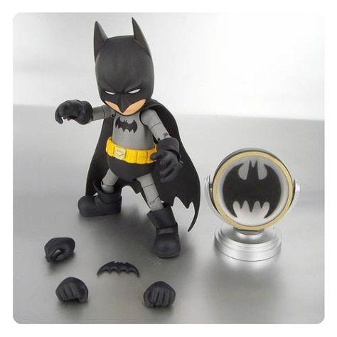 Herocross Metal Hybrid Justice League Batman