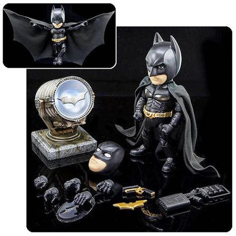 Herocross Metal Hybrid The Dark Knight Batman