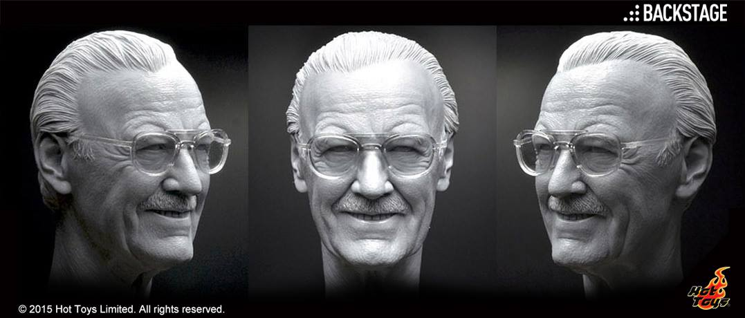 Hot Toys Stan Lee figure