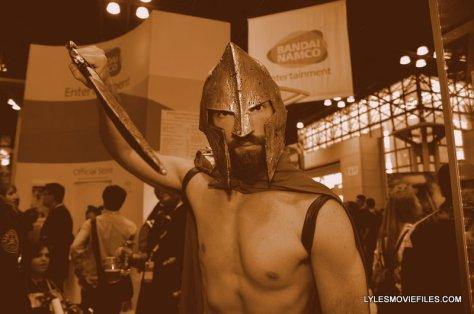 New York Comic Con 2015 cosplay - 300 Leonidis