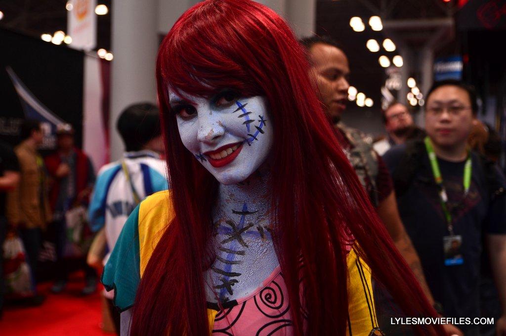 New York Comic Con cosplay - Sally
