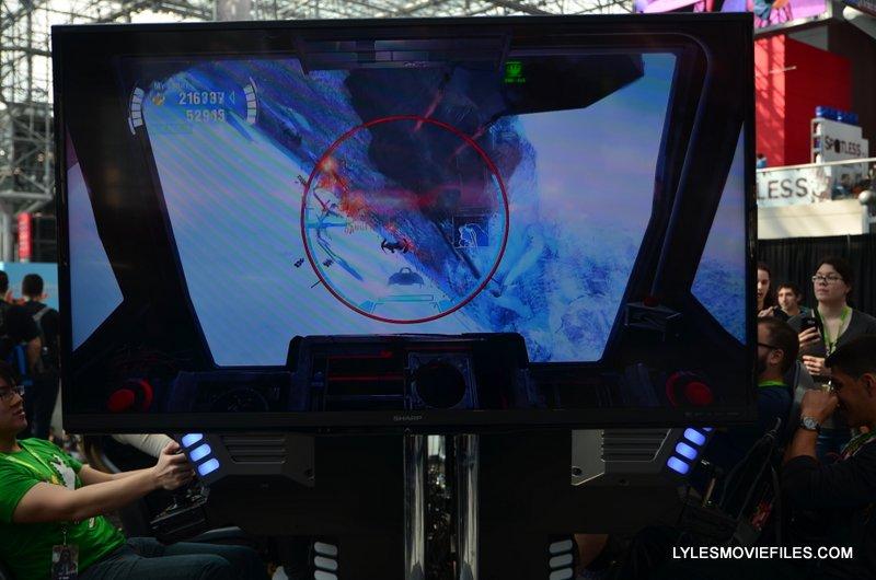 NYCC'15 Star Wars Battle Pod screenshot