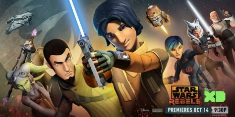 Star Wars Rebels Heroes