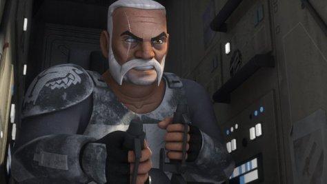 Star Wars Rebels season 2 episode 1 - Clone Captain Rex