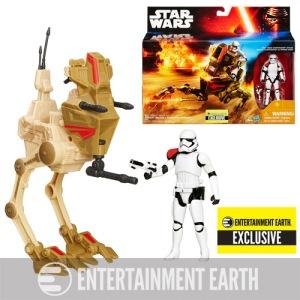 Star Wars The Force Awakens Desert Assault Walker