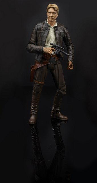 StarWars Black Series Force Awakens _Han Solo Final